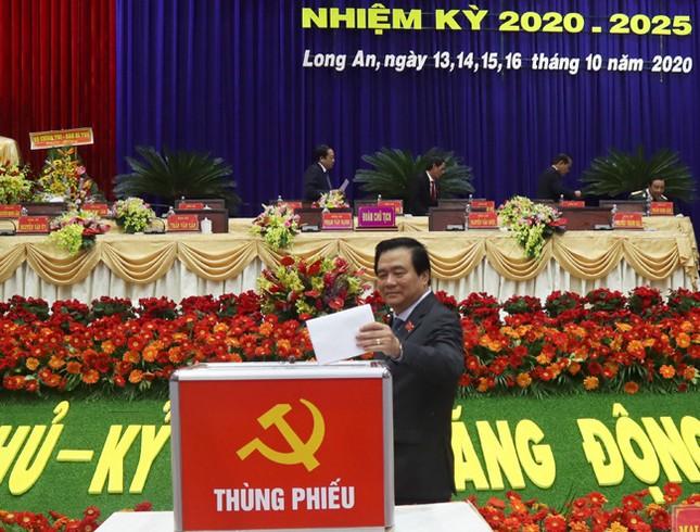 Ông Nguyễn Văn Được giữ chức Bí thư Tỉnh ủy Long An ảnh 2