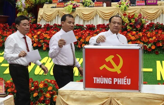 Ông Nguyễn Văn Được giữ chức Bí thư Tỉnh ủy Long An ảnh 1