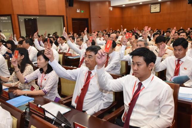 Hình ảnh lãnh đạo Đảng, Nhà nước dự Đại hội Đảng bộ TPHCM ảnh 8