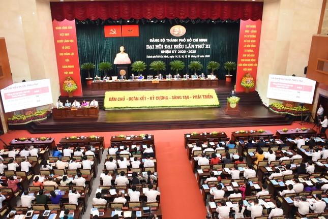 Thủ tướng Nguyễn Xuân Phúc chỉ đạo Đại hội Đảng bộ TPHCM ảnh 4