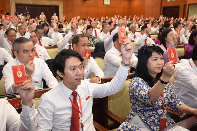 Hình ảnh lãnh đạo Đảng, Nhà nước dự Đại hội Đảng bộ TPHCM ảnh 9