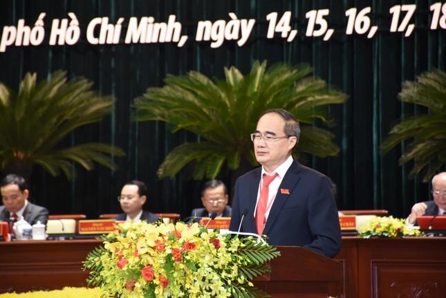 Hình ảnh lãnh đạo Đảng, Nhà nước dự Đại hội Đảng bộ TPHCM ảnh 7