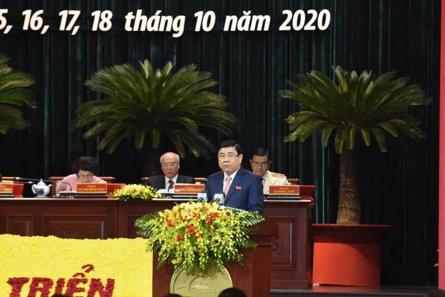 Chủ tịch Nguyễn Thành Phong: Xây dựng TPHCM thành trung tâm tài chính châu Á ảnh 1