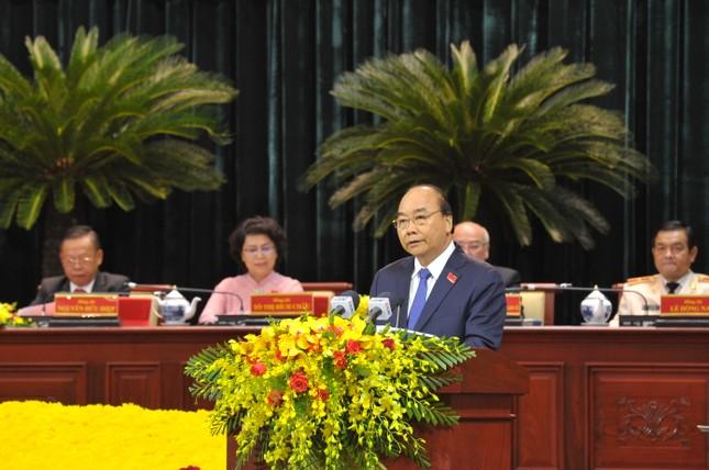 Hình ảnh lãnh đạo Đảng, Nhà nước dự Đại hội Đảng bộ TPHCM ảnh 6
