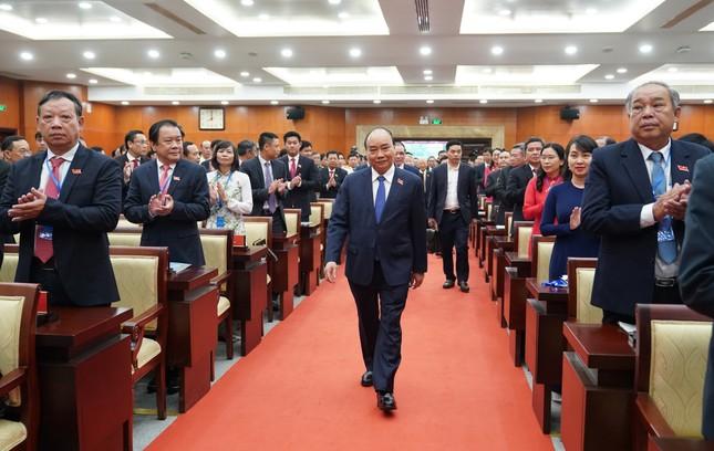 Thủ tướng Nguyễn Xuân Phúc chỉ đạo Đại hội Đảng bộ TPHCM ảnh 1