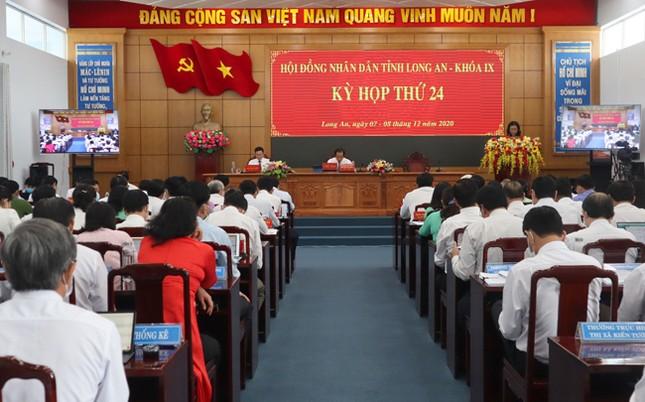 Long An bầu thêm Phó Chủ tịch UBND tỉnh ảnh 2
