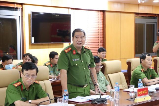Bộ Công an gửi thư vận động người nhà kêu gọi bị can Hồ Thị Kim Thoa về nước ảnh 1