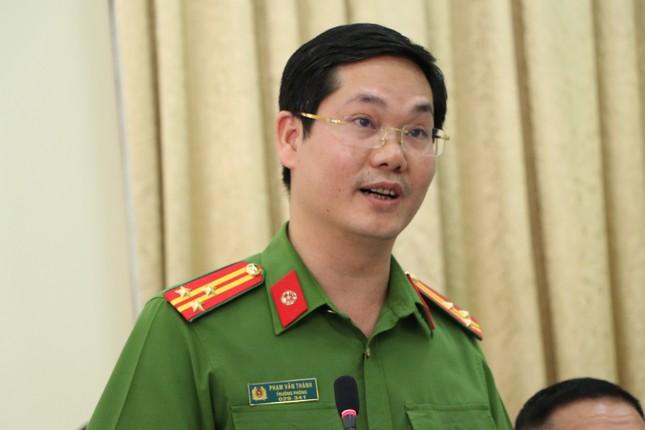 Công an TPHCM nói gì về vụ bắt ông Tất Thành Cang? ảnh 1
