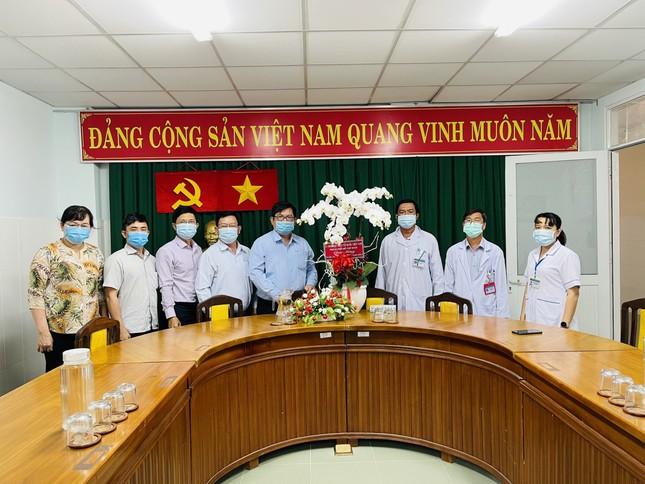 TPHCM hỗ trợ 2 tỷ đồng giúp tỉnh Hải Dương chống dịch ảnh 1