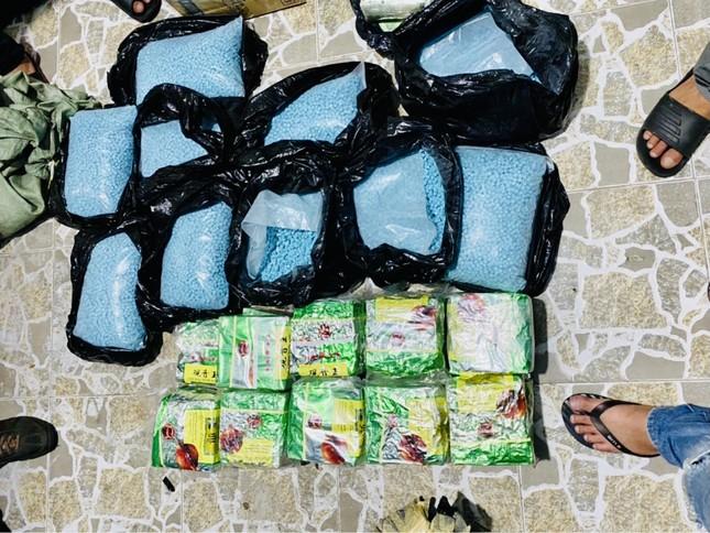 Hé lộ hành trình đánh sập đường dây buôn 217kg ma túy xuyên quốc gia ảnh 2