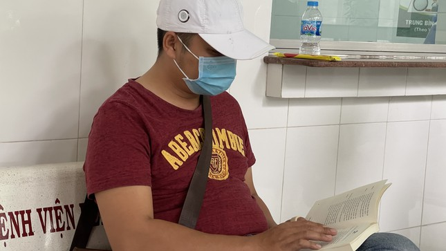 Cận cảnh tiêm thử nghiệm vắc xin ngừa COVID-19 tại Long An ảnh 11