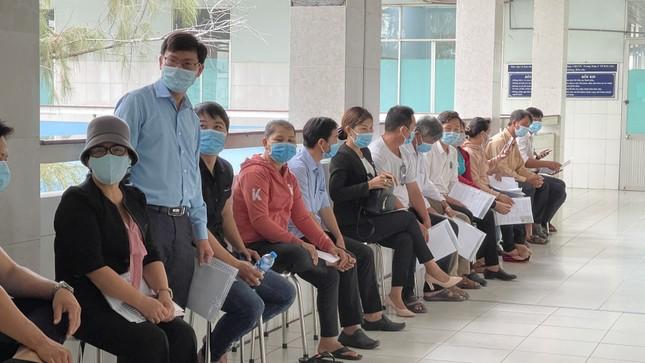 Cận cảnh tiêm thử nghiệm vắc xin ngừa COVID-19 tại Long An ảnh 12