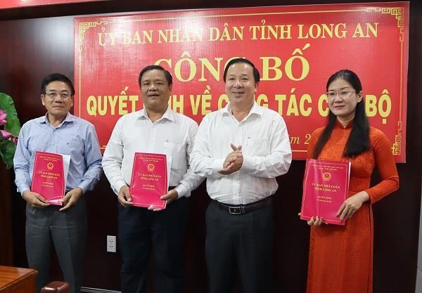 Ông Đặng Hoàng Tuấn làm Giám đốc Sở Giao thông vận tải Long An ảnh 1