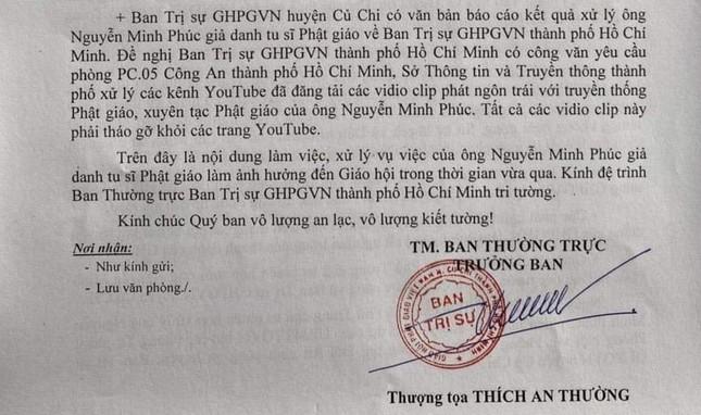 Quay nội dung 'thầy chùa ăn thịt chó', nhiều YouTuber bị công an mời lên làm việc ảnh 2