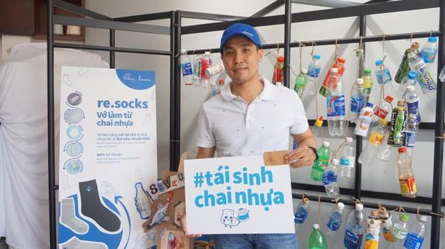 Bạn trẻ TPHCM tái chế đồ nhựa, hướng đến lối sống xanh ảnh 3