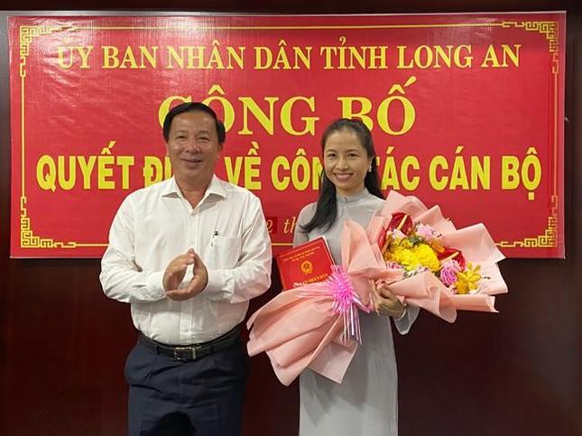 Phó Bí thư tỉnh Đoàn giữ chức Phó Giám đốc Sở Ngoại vụ Long An ảnh 1