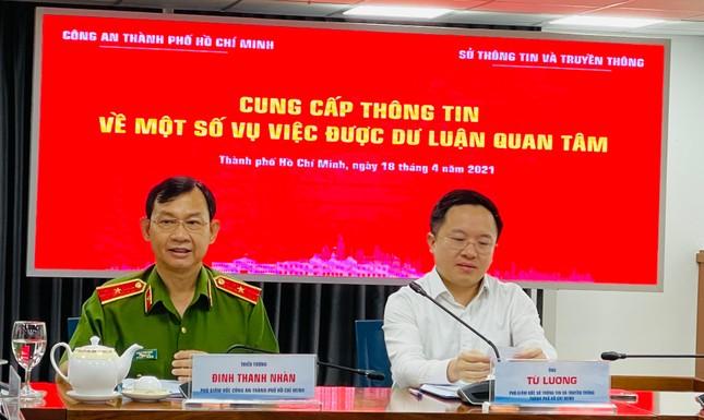 Công an TPHCM lên tiếng về vụ bắt giữ người chuyên livetream 'giám sát CSGT' ảnh 2