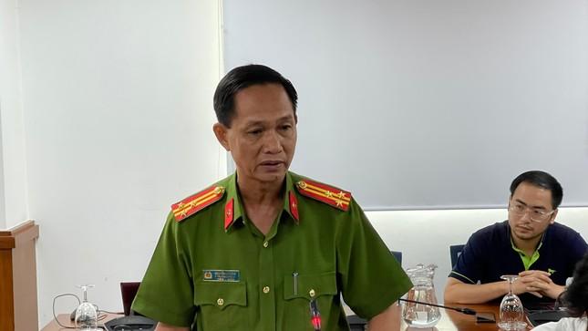 Công an TPHCM lên tiếng về vụ bắt giữ người chuyên livetream 'giám sát CSGT' ảnh 1
