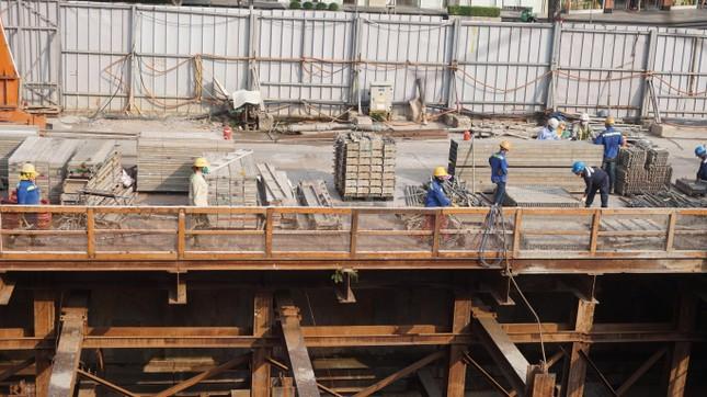 Metro số 1 sắp 'trả' mặt bằng khu đất vàng trung tâm TPHCM ảnh 6