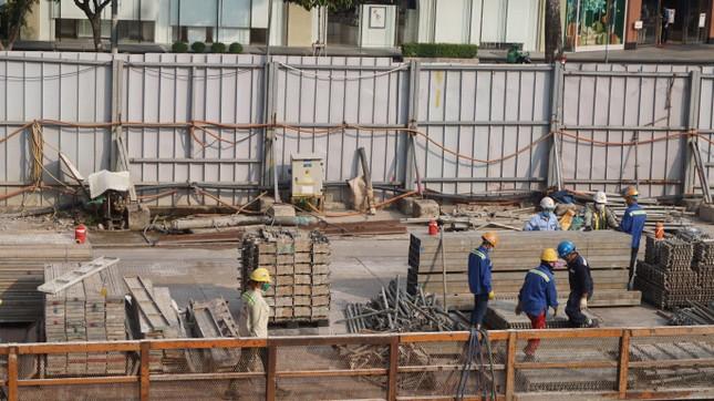 Metro số 1 sắp 'trả' mặt bằng khu đất vàng trung tâm TPHCM ảnh 7
