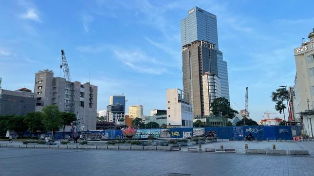Metro số 1 sắp 'trả' mặt bằng khu đất vàng trung tâm TPHCM ảnh 3