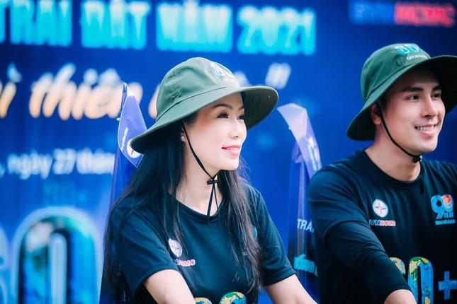 """Giới trẻ Sài Gòn lan tỏa thông điệp """"Hãy lên tiếng vì thiên nhiên"""" ảnh 2"""