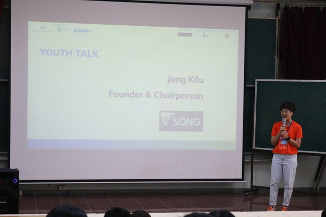 Người trẻ nhận thức kiến tạo thế giới bền vững ảnh 3