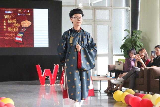 Thích thú với trang phục xưa của người Việt ảnh 2