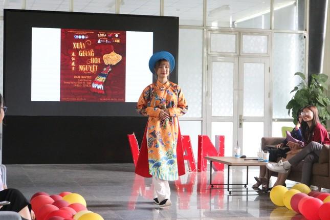 Thích thú với trang phục xưa của người Việt ảnh 1