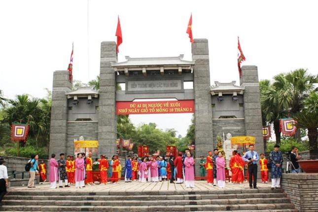 TP. HCM: Nhiều hoạt động dịp Lễ giỗ Tổ Hùng Vương cho bạn trẻ trải nghiệm ảnh 1