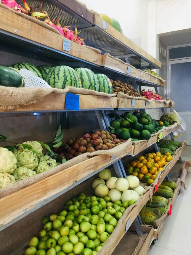 Tiệm trái cây sạch của Hiền ảnh 1