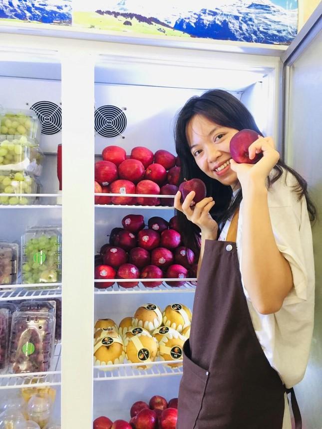 Tiệm trái cây sạch của Hiền ảnh 3