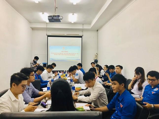 Bình Dương: Hội nghị giao ban công tác Đoàn trường học – Hội Sinh viên tháng 5 ảnh 1