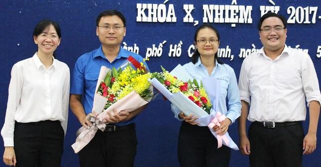 Bầu bổ sung hai Phó Bí thư Thành Đoàn TP. HCM ảnh 1