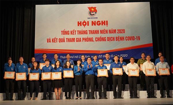 Thành Đoàn TP. HCM tổng kết Tháng Thanh niên 2020 ảnh 2