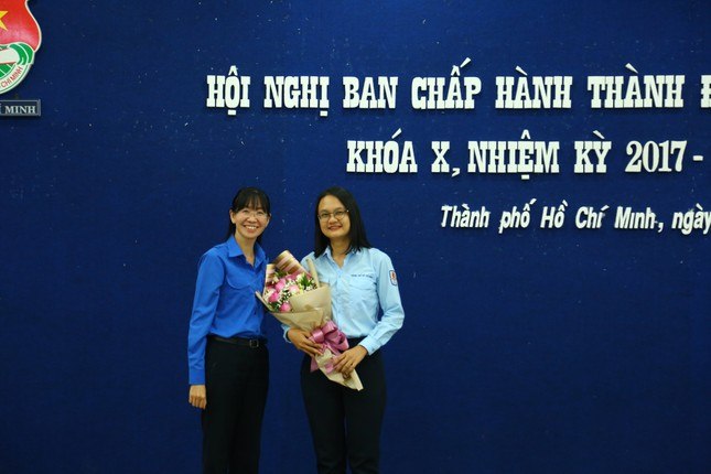 Tân Bí thư Thành Đoàn TP. HCM: Chị Phan Thị Thanh Phương ảnh 2