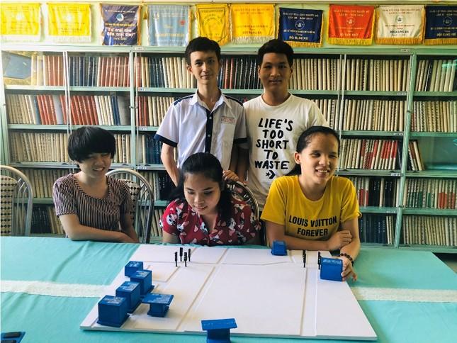 Cô giáo trẻ truyền cảm hứng bằng dạy học dự án ảnh 5