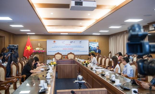 Việt Nam và New Zealand ký cam kết hợp tác chiến lược về giáo dục giai đoạn 2020 – 2023 ảnh 1