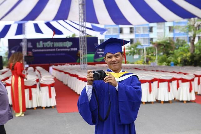 Chàng cử nhân Việt Nam học say mê sáng chế ảnh 5