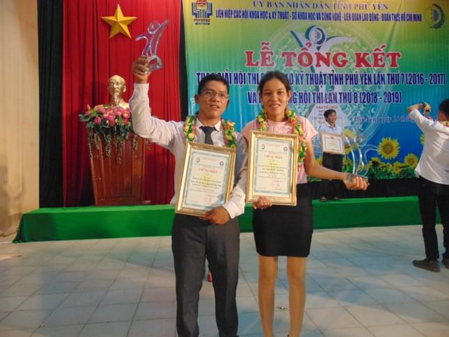Chàng cử nhân Việt Nam học say mê sáng chế ảnh 4