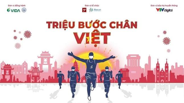 """Phát động chiến dịch gây quỹ """"Triệu bước chân Việt"""" ảnh 1"""