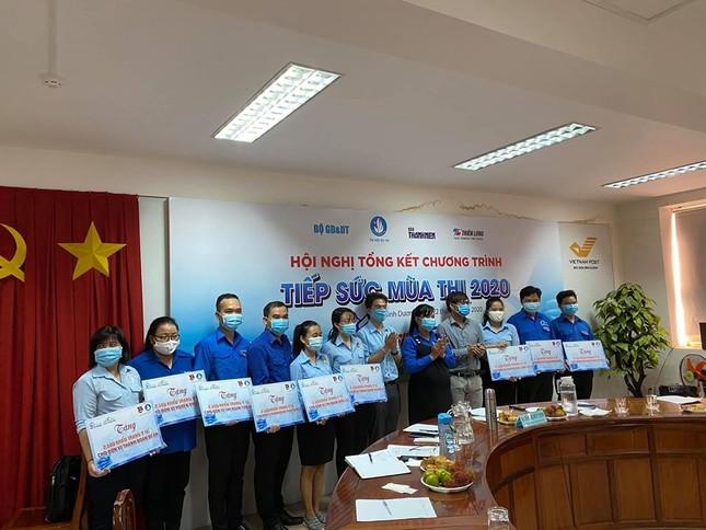 Tỉnh Đoàn Bình Dương trao tặng 50.000 khẩu trang y tế cho các cơ sở Đoàn ảnh 1