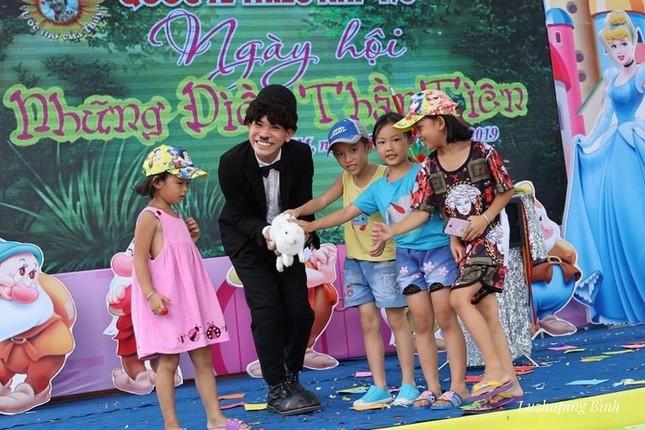 """Hoàng Saclo: """"Nghề ảo thuật đã chọn mình"""" ảnh 3"""