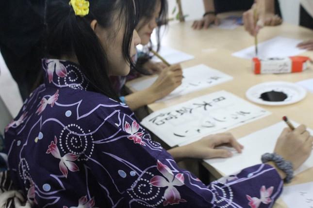 Vui nhộn Lễ hội Trung thu Nhật Bản ảnh 2