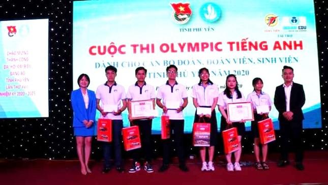 Hội Sinh viên tỉnh Phú Yên tổ chức cuộc thi Olympic tiếng Anh ảnh 1