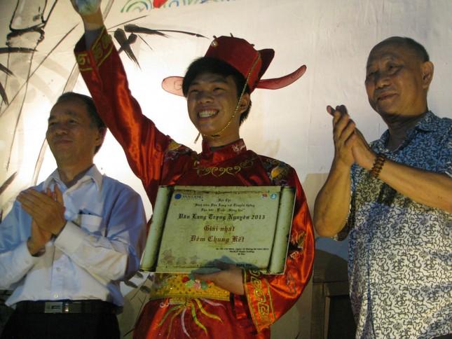 Tiến sĩ trẻ Huỳnh Tấn Lợi và ước muốn cống hiến trong ngành Môi trường  ảnh 3