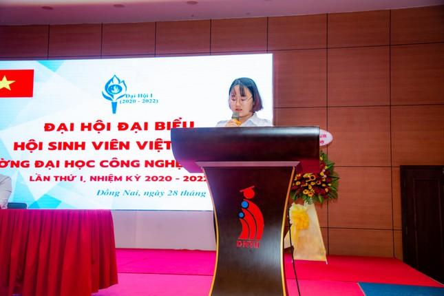 Trường ĐH Công nghệ Đồng Nai thành lập Hội Sinh viên ảnh 8
