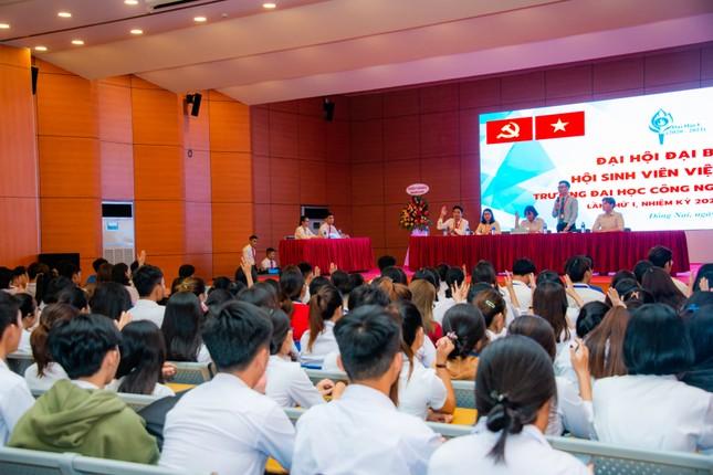 Trường ĐH Công nghệ Đồng Nai thành lập Hội Sinh viên ảnh 7
