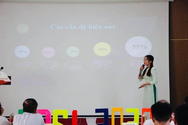 Bình Dương trao gần 200 triệu đồng  bảo trợ cho sinh viên có ý tưởng khởi nghiệp xuất sắc ảnh 6