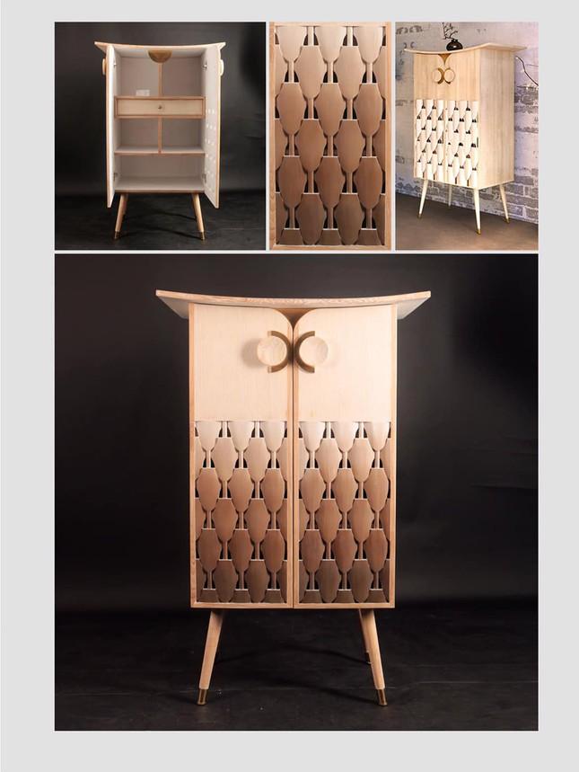 """Ấn tượng triển lãm  """"Future Furniture Design 2020"""" ảnh 3"""